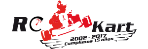 RC Kart. Tu pista de Karting, escenario de paintball y club de tiro a 10 min. Granada Logo